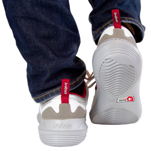kybun Schuh mit Luftkissensohle