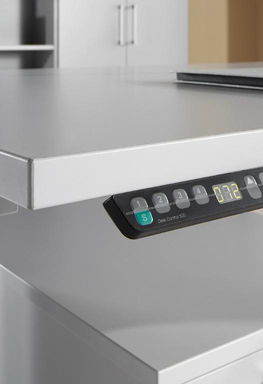 höhenverstellbarer Schreibtisch, elektrisch verstellbarer Schreibtisch