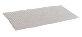 RELAX Matratzen- Auflage aus aus Baumwolle und Tencel