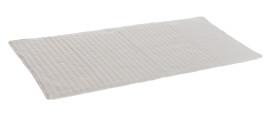 RELAX Matratzenauflage aus Schurwolle und Tencel