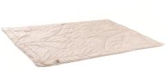 RELAX Bettdecke aus Baumwolle und Seide