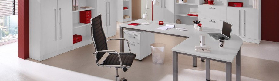 Büro- Einrichtung und Büromöbel im Checkpoint Vital in Ahrensburg bei Hamburg
